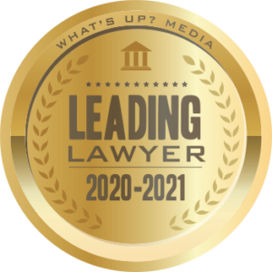 Leading Lawyer 2020-2021